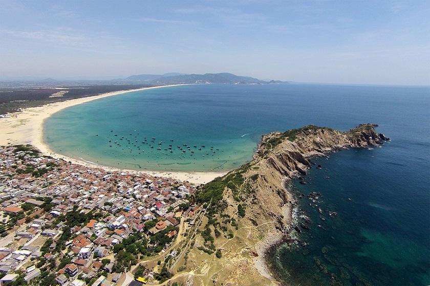 Biển Quan Lạn với nét đẹp hoang sơ