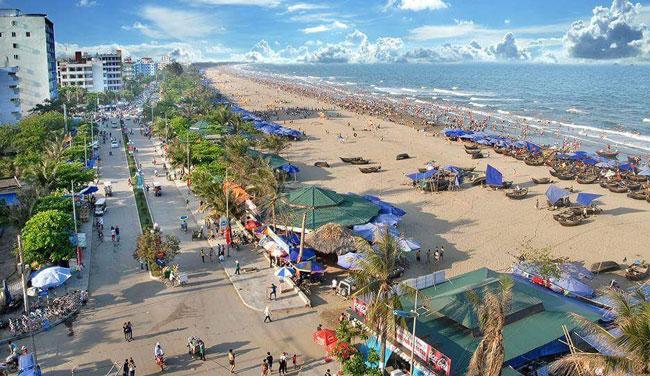 Biển Sầm Sơn: Địa điểm quen thuộc khi du lịch biển!